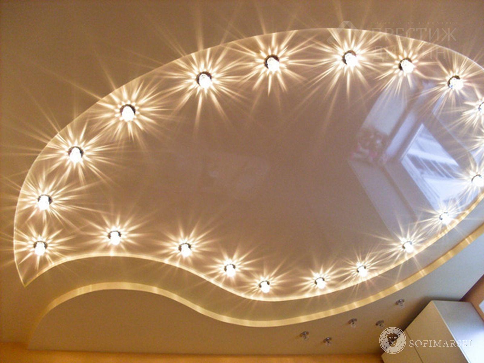 09 Erstaunlich Sternenhimmel An Der Decke Dekorationen