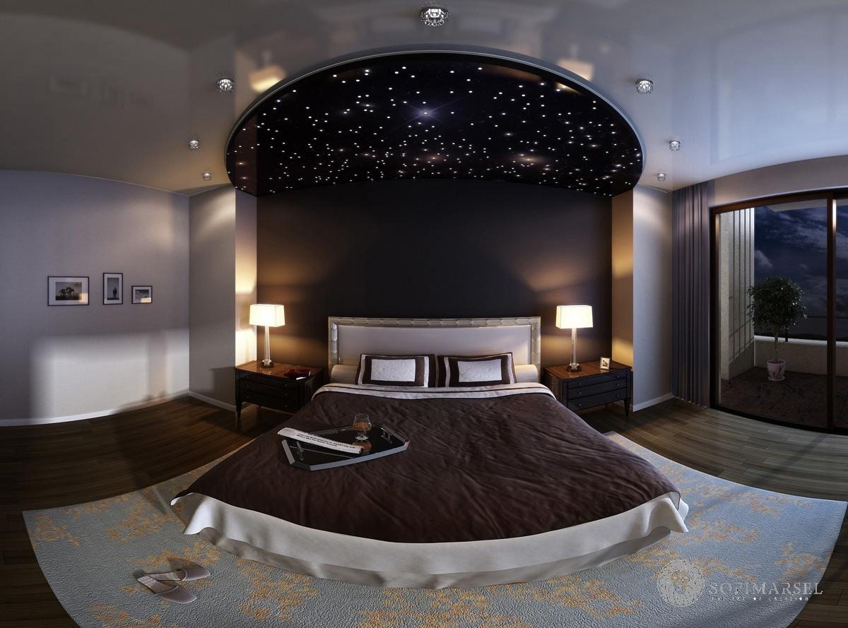 Sternenhimmel for Sternenhimmel schlafzimmer